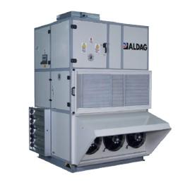 Hijyenik Kompakt Dx Klima Cihazları